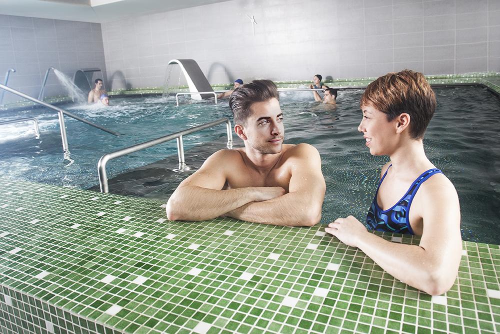 Spa Atalanta Sport Club - gimnasios en Valencia