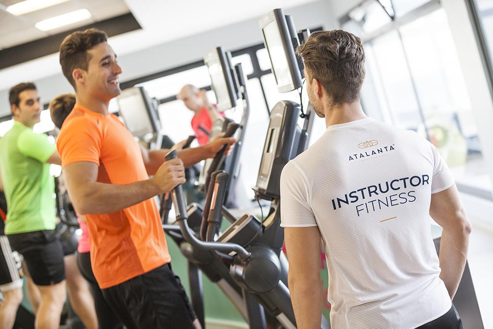 Instructor en sala - atalanta sport club-spa gimnasios premium en Valencia