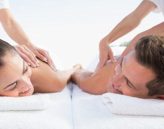 Masaje relajante en pareja 30′ con aromas a elegir. Atalanta Ramón Asensio.