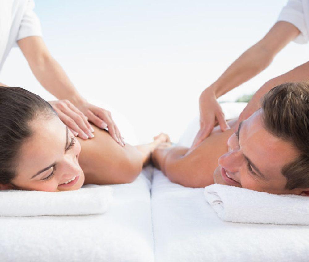 massaje pareja- Atalanta club spa