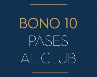 Bono 10 pases al club