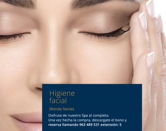 Higiene facial Ronda Norte