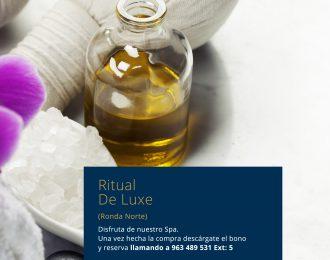 Ritual De Luxe Promoción Especial Ronda Norte