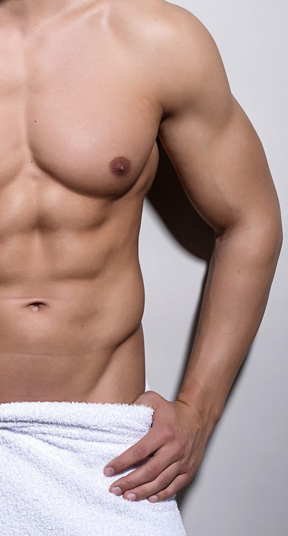 depilacion pectoral