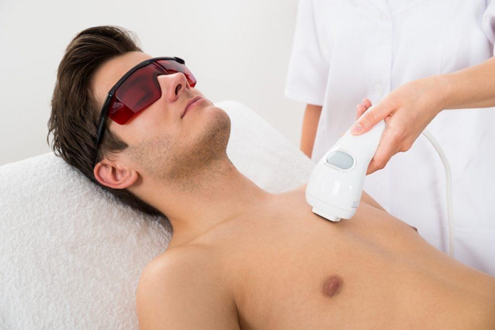 Depilacion Laser para hombres en Atalanta spa