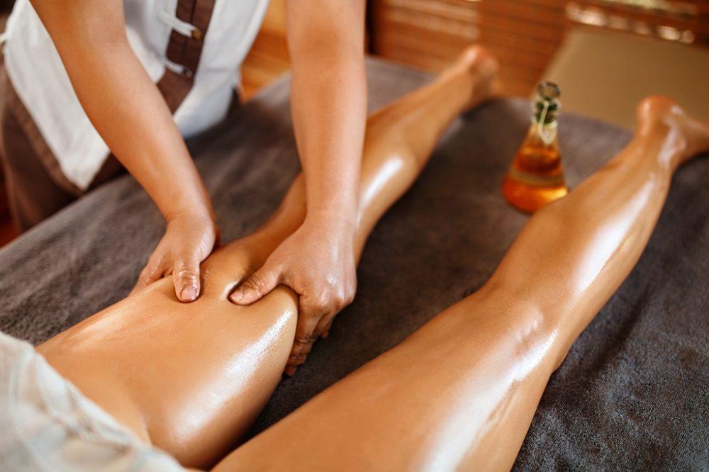 Masajes y tratamientos de spa