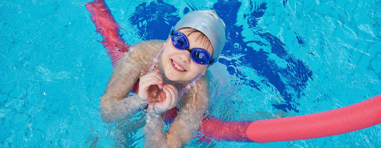 natación infantil en Valencia